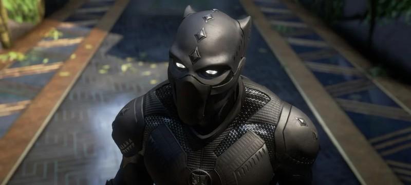 Дополнение про Ваканду добавит 8 часов сюжетного контента в Marvel's Avengers