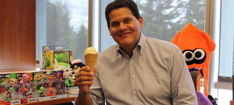 Экс-президент Nintendo of America Реджи Фис-Эме выпустит книгу по саморазвитию