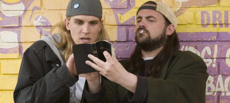 """Lionsgate приобрела права на фильм """"Клерки 3"""" Кевина Смита"""