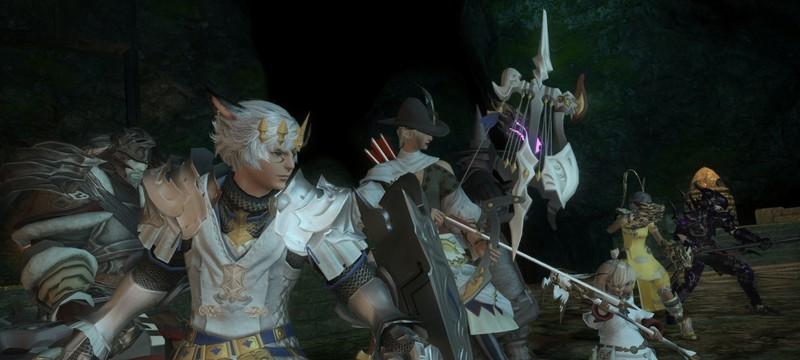 Время бездействия в Final Fantasy XIV ограничено 30 минутами для снижения нагрузки на серверы