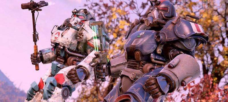В Fallout 76 появится возможность кастомизации частных серверов