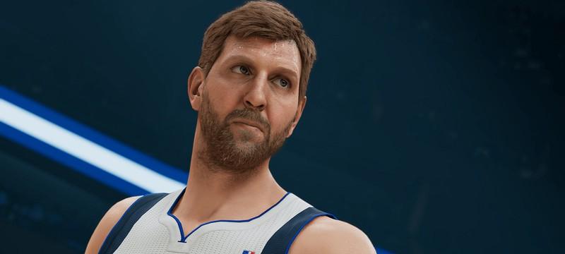 В NBA 2K22 будет открытый мир с побочными квестами