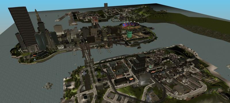 Энтузиасты запустили интерактивный музей уровней из видеоигр