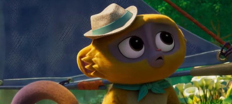 Музыкальный клип к мультфильму-мюзиклу Vivo от Netflix