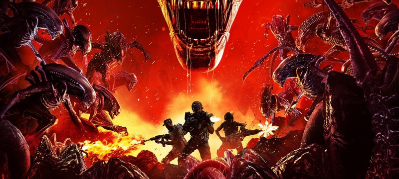 16 минут геймплея Aliens: Fireteam Elite