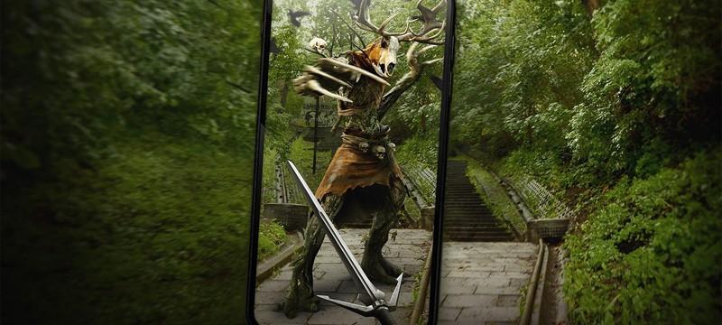 Релизный лайв-экшен трейлер The Witcher: Monster Slayer