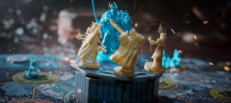 Настолка по мотивам World of Warcraft: Wrath of the Lich King от Pandemic выйдет осенью