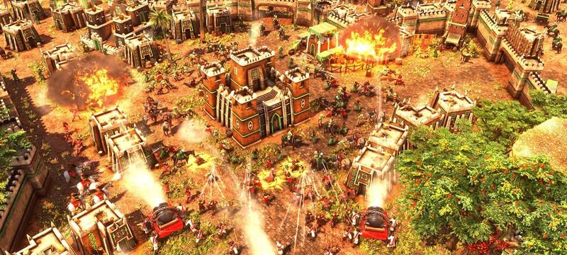 Новые цивилизации, карты и юниты в трейлере африканского дополнения для Age of Empires 3