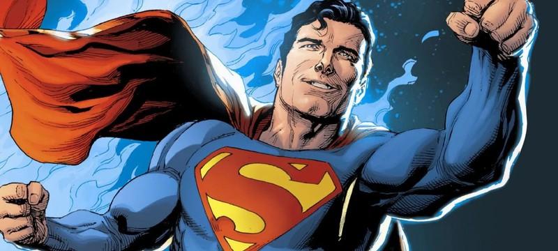 Огромный Метрополис, разрушение зданий и впечатляющие способности в геймплее отмененной игры про Супермена