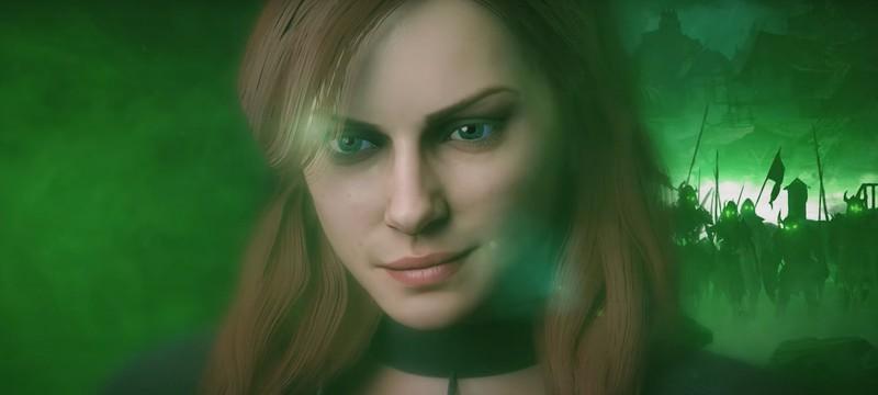 Новый трейлер King's Bounty 2 посвящен волшебнице Катарине