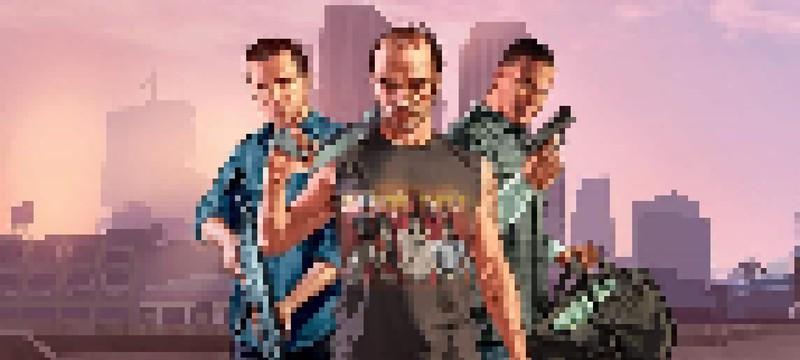 Ютубер запустил GTA 5, Days Gone и Cyberpunk 2077 в разрешении 72p