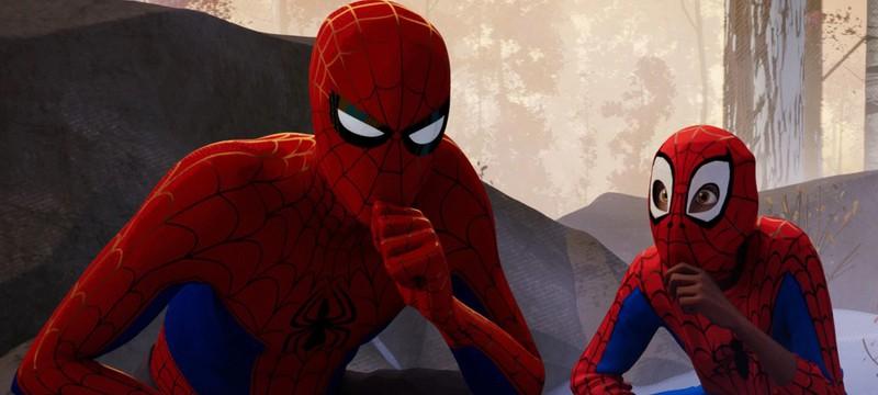 """Взрослый Питер Паркер вернется в """"Человек-паук: Через вселенные 2"""""""