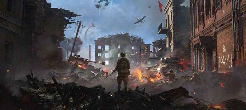 В хардкорный шутер Hell Let Loose добавили советские войска и Восточный фронт