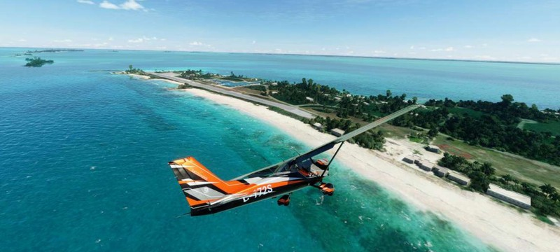 Microsoft Flight Simulator вышла на Xbox Series и стала доступна в Xbox Game Pass