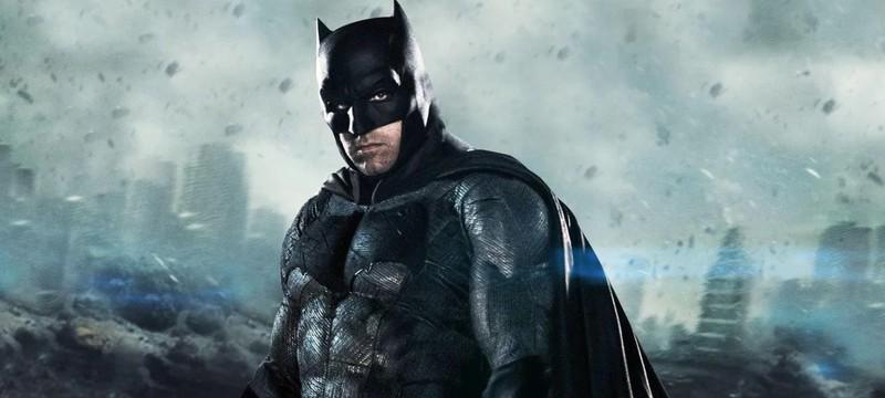 "На новых фото и видео со съемочной площадки ""Флэша"" замечен Бэтмен Бена Аффлека"