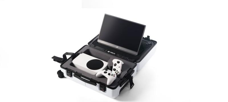 Microsoft разыгрывает Xbox-чемодан