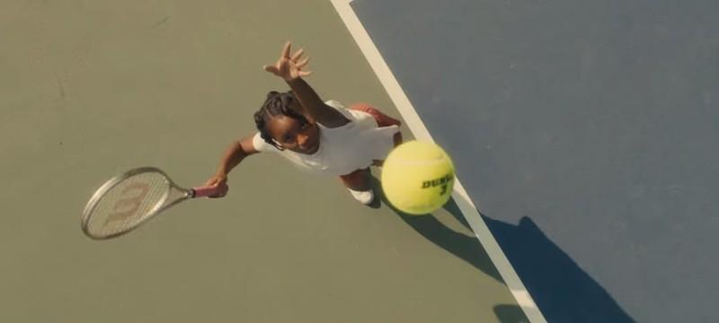 """Трудности тенниса в первом трейлере драмы """"Король Ричард"""" с Уиллом Смитом"""