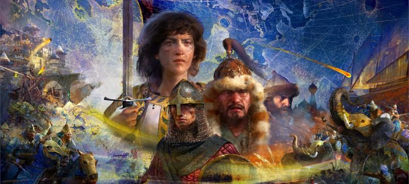 Жанна д'Арк и Столетняя война в новом тизере Age of Empires 4
