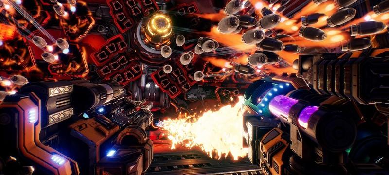 В Epic Games Store раздают Mothergunship и Train Sim World 2