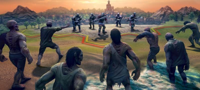 Рыцари, огнеметы, роботы, маги и зомби в первом трейлере 4X-стратегии Revival: Recolonization