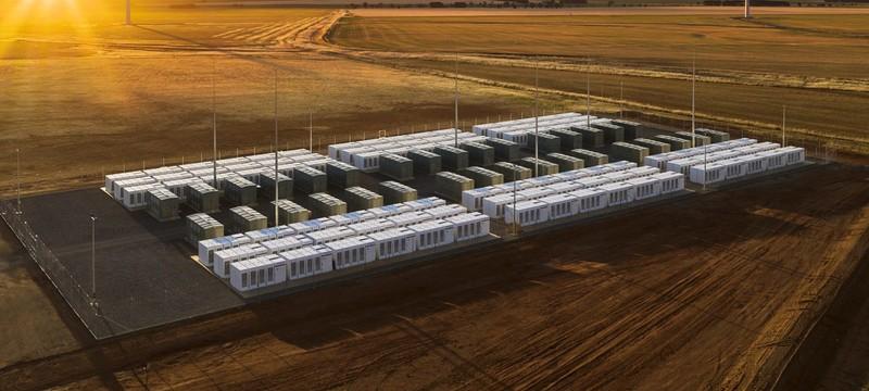 В Австралии случился пожар на комплексе Tesla Big Battery