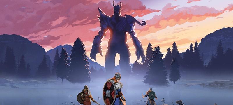Продажи кооперативного сурвайвала Tribes of Midgard превысили 250 тысяч копий