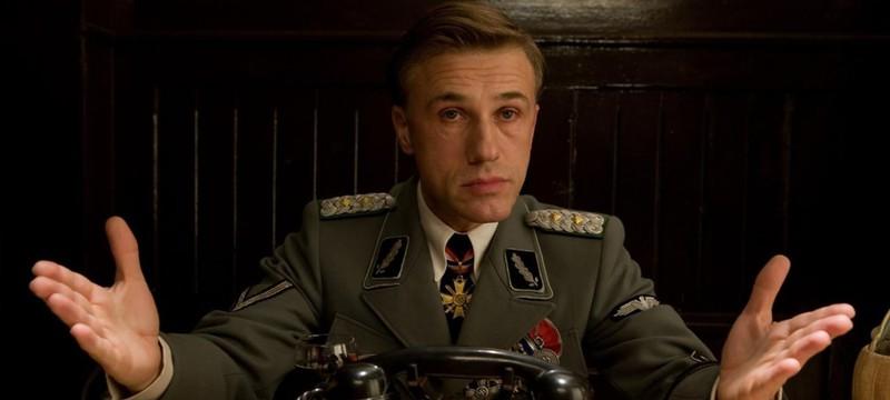 """Тарантино запрещал Кристофу Вальцу репетировать сцены для """"Бесславных ублюдков"""" с остальными актерами"""