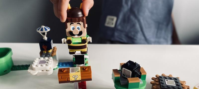 LEGO Super Mario: Физическое знакомство с культовым героем видеоигр