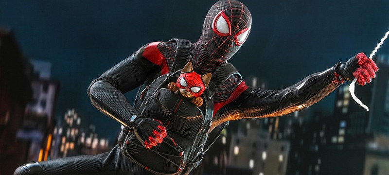 11 тысяч лет игрового времени и свыше 190 миллионов остановленных преступлений — статистика Spider-Man: Miles Morales