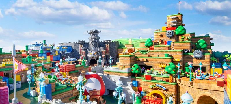 СМИ: В Японии началось строительство тематического парка развлечений про Донки Конга