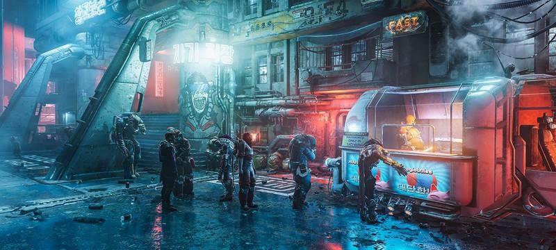 Баг открыл геймеру вид от первого лица в The Ascent