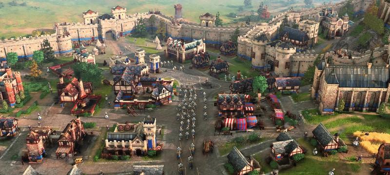 Закрытая бета Age of Empires IV пройдёт с 5 по 16 августа