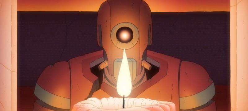 Меланхолия, уничтоженная Земля и роботы в мрачной короткометражке The Desert