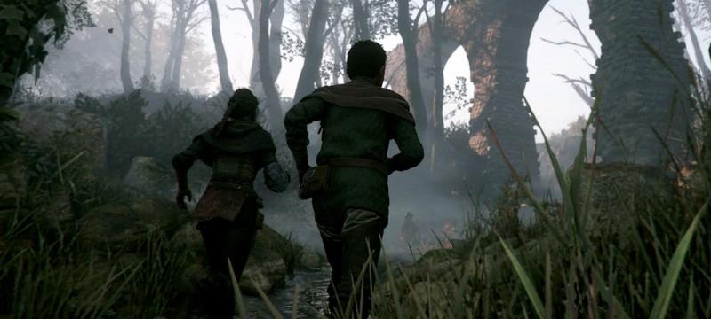 В Epic Games Store стартовала раздача A Plague Tale: Innocence и Minit