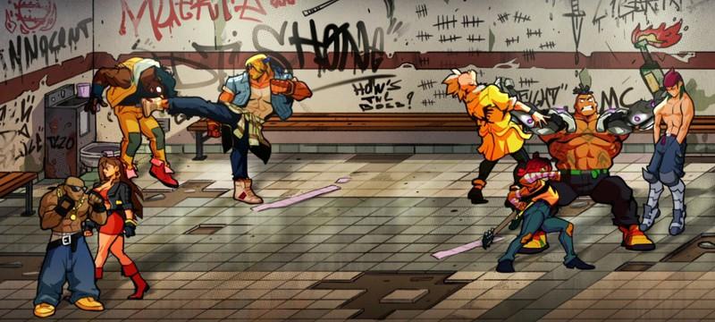 Focus Home Interactive приобрела издателя Streets of Rage 4