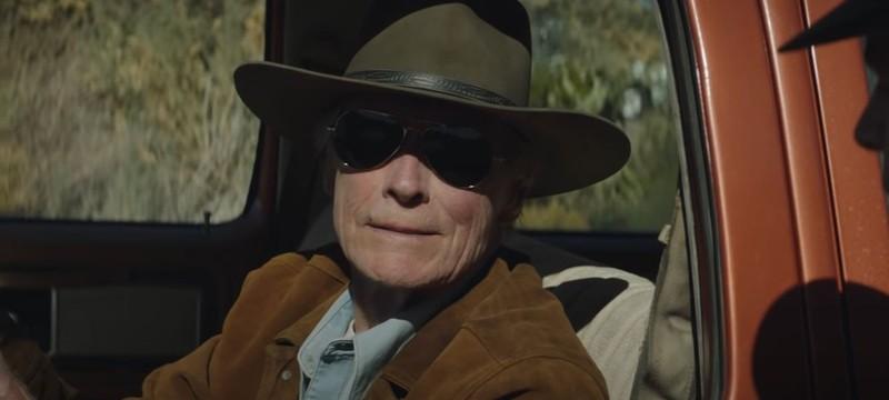 """Клинт Иствуд в первом трейлере драмы """"Мужские слезы"""""""