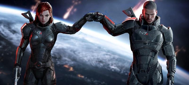 EA: Продажи Mass Effect Legendary Edition превзошли наши ожидания