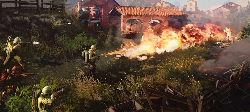 Сюжетные миссии и концовки в Company of Heroes 3 будут зависеть от действий игрока