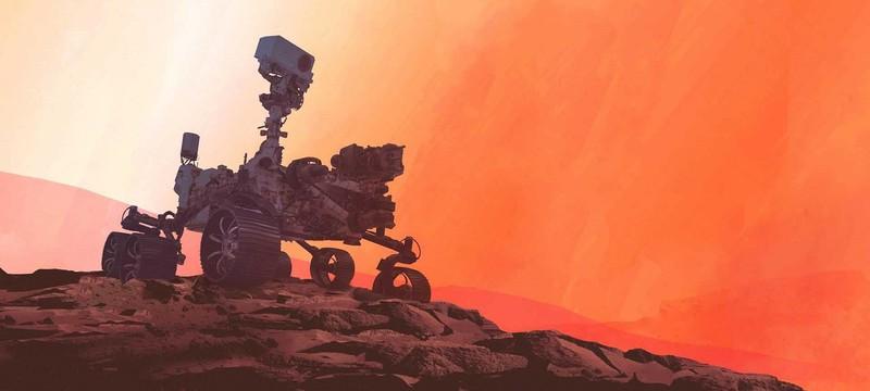 Ровер Perseverance не смог добыть образцы марсианского грунта