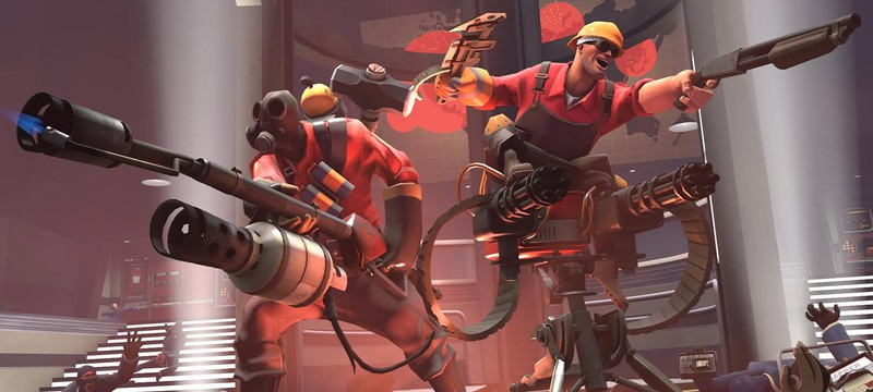Энтузиасты переносят Team Fortress 2 на движок Source 2