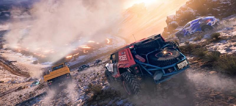 Разработчики Forza Horizon 5 показали карту игрового мира