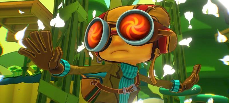 Свежее видео по Psychonauts 2 посвящено новым персонажам