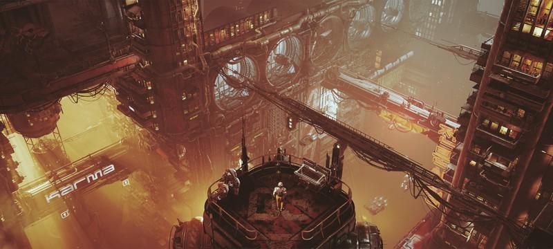 8 минут геймплея The Ascent от первого лица