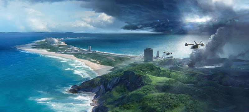Как эволюционировала утечка Battlefield 2042 — от наброска до официального арта