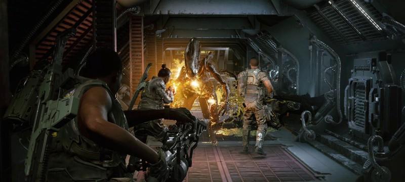 Люди против ксеноморфов в свежем трейлере Aliens: Fireteam Elite