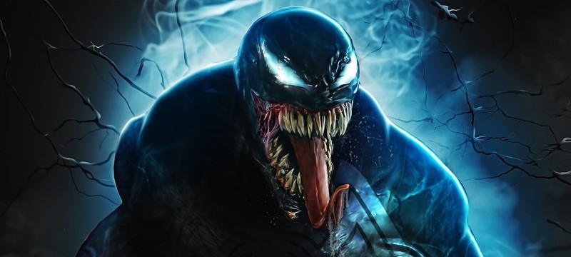 "Том Харди хочет триквел ""Венома"" и кроссовер с Человеком-пауком"