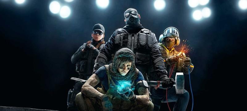 Представлен трейлер нового оперативника в Rainbow Six: Siege — им стала Оса