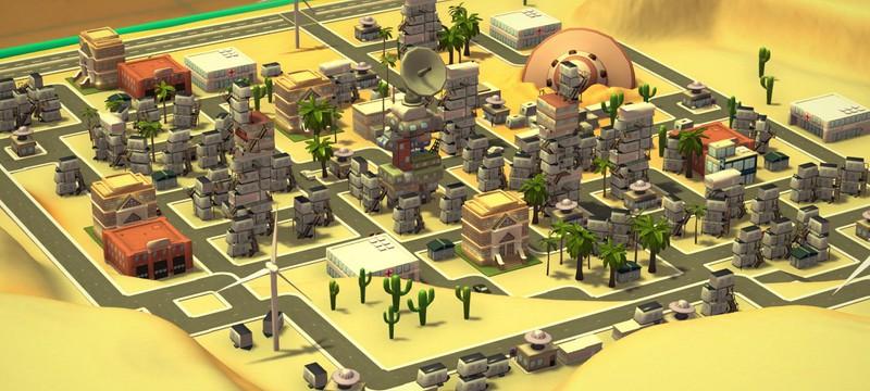 Игрушечный градостроительный симулятор Tinytopia выйдет 30 августа