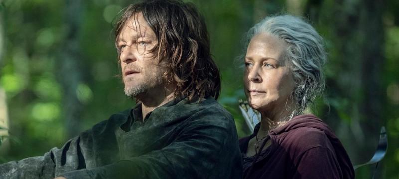 """Спин-офф """"Ходячих мертвецов"""" про Дэрила и Кэрол будет отличаться от основного шоу"""