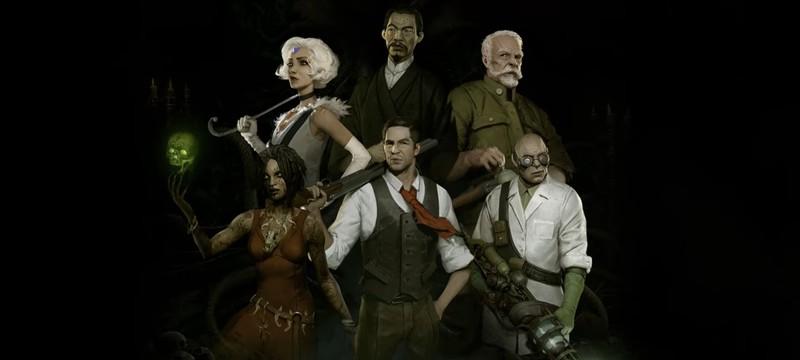 Мрачная атмосфера, шесть героев и потусторонние монстры в первом трейлере Lovecraft's Untold Stories 2